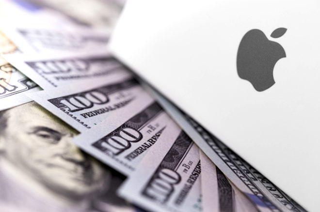 Apple Inc: 1,38 trilyon dolar