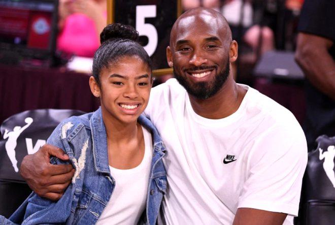 Helikopter kazasında hayatını kaybeden NBA yıldızı Kobe Bryant ve kızının antrenman görüntüleri ortaya çıktı
