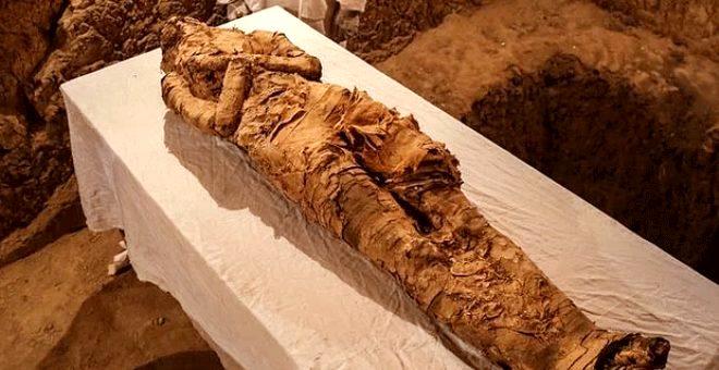 Dünyanın en çok tanınan kadın mumyası Takabuti'nin ölüm nedeni ortaya çıktı