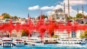 İstanbul depreminde fay hattı üstünde yer alıp yüksek risk taşıyan semtler