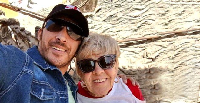 80 yaşındaki kadının 45 yaş küçük sevgilisi konuştu: Aşktan gözüm kör oldu