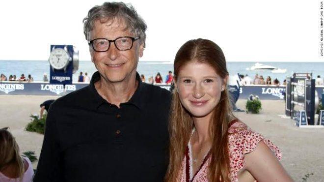 Milyarder Bill Gates'in damat adayının mesleğini duyan şoke oluyor!