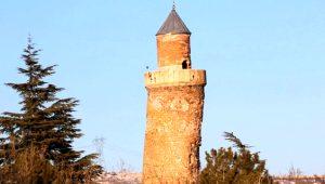 Elazığ, 9 asırlık bu minareyi konuşuyor! Pisa Kulesi'nden bile eğik ama depreme meydan okudu