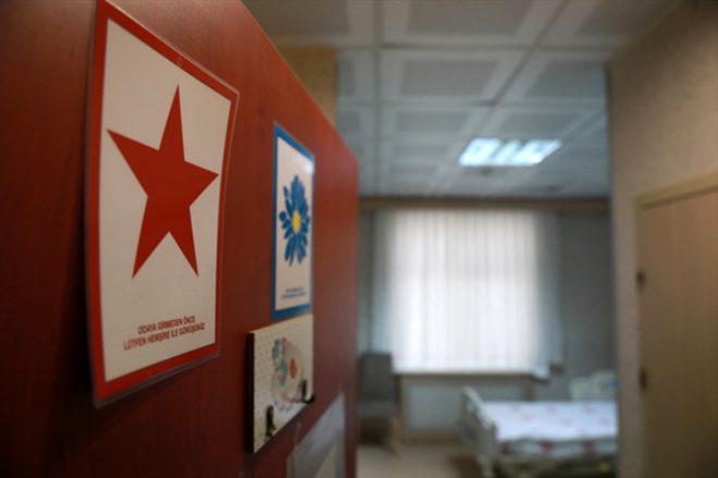 Sağlık Bakanlığı paylaştı! İşte Çin'den getirilen Türk vatandaşların kaldığı karantina odaları