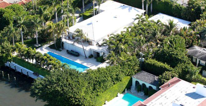 Sapkın milyarder Jeffrey Epstein'in malikanesine baskın yapıldı! Evden çıkan çıplak fotoğraflar şoke etti