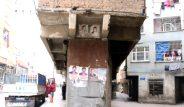 Kim inanır Diyarbakır'ın en sağlam binası olduğuna! Tek kolon üzerinde 6.8'lik depreme bile meydan okudu