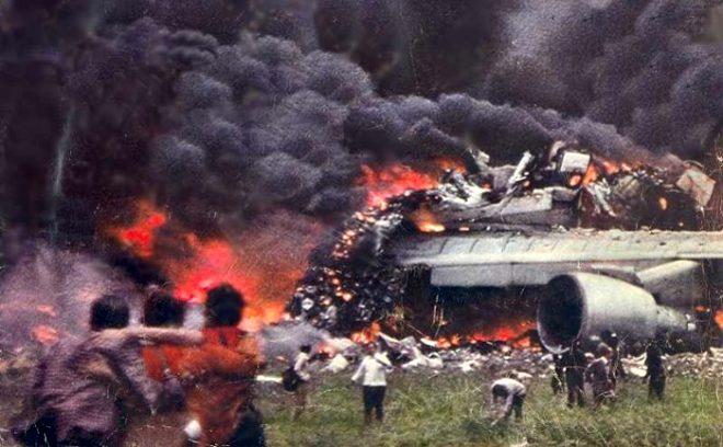 1977, Pan Am - 582 kişi hayatını kaybetti