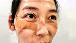 Koronavirüs hastalarının tedavisiyle gecesini gündüzüne katan Çinli doktorların hali şoke etti!