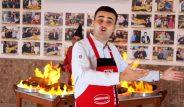 Devasa yemek videolarıyla ünlenen CZN Burak'ın sevgilisini gören şoke oluyor!