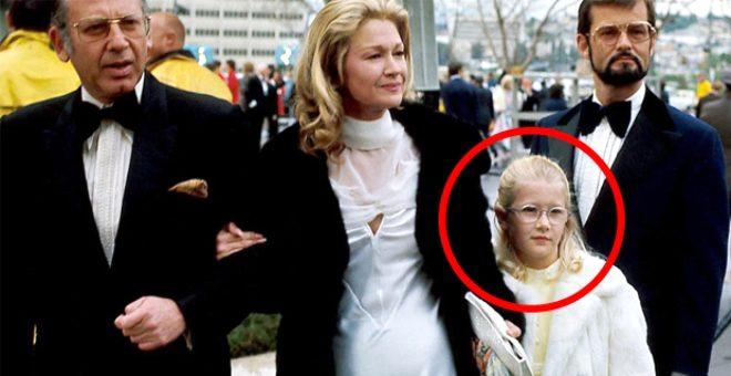7 yaşında davetli olarak katılmıştı! Oscar'dan en iyi yardımcı kadın oyuncu ödülüyle çıktı!