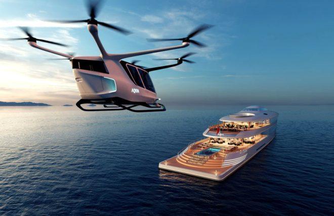 Helikopter pisti, havuz ne ararsan var! İşte ünlü iş adamı Bill Gates'in 645 milyon dolarlık çevre dostu yatı