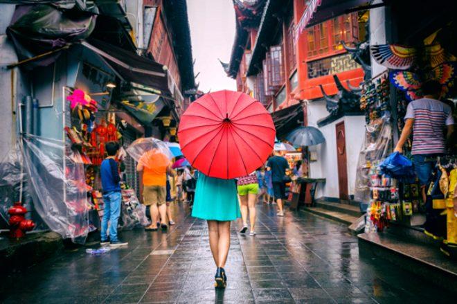 Çin - 67,5 milyon turist