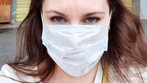 Moskova'da 2 Rus kadın, yüzlerce insanı öldüren koronavirüs karantinasından kaçtı!