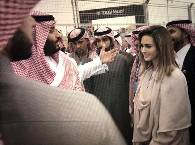 Veliaht prens Muhammed bin Selman'a futbol kulübü aldıran güzel! Hem de Kardashian'ın kankası