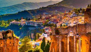 Doğasıyla büyüleyen Sicilya adası mafya tarihi ile ürkütüyor