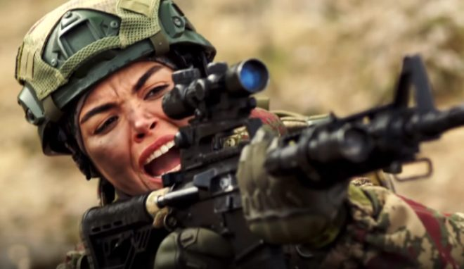 Savaşçı dizisinin Teğmen Çiğdem'i Instagram'daki ateşli pozlarıyla mest etti!