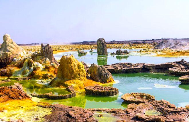 Dallol, Ethiopya