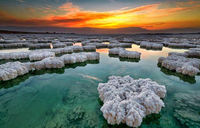 Ölü Deniz, İsrail