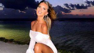 Daniele Rugani'nin koronavirüse yakalanan sevgilisi hamile olduğunu duyurdu