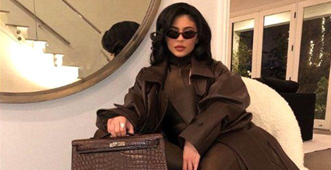Genç milyarder Kylie Jenner, karantinayı 6 milyon dolarlık evinde geçiriyor