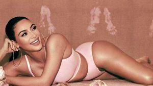 Kim Kardashian, koronavirüs mağdurlarına iç giyim markasının gelirinden 1 milyon dolar bağışlayacak