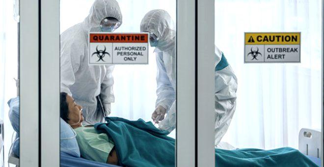 Japon bilim adamlarından korkutan yeni iddia: Virüsün bir bulaşma yolu daha var