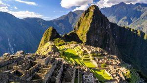 Peru'nun gizemini koruyan antik şehri Machu Picchu'ya hayran olacaksınız