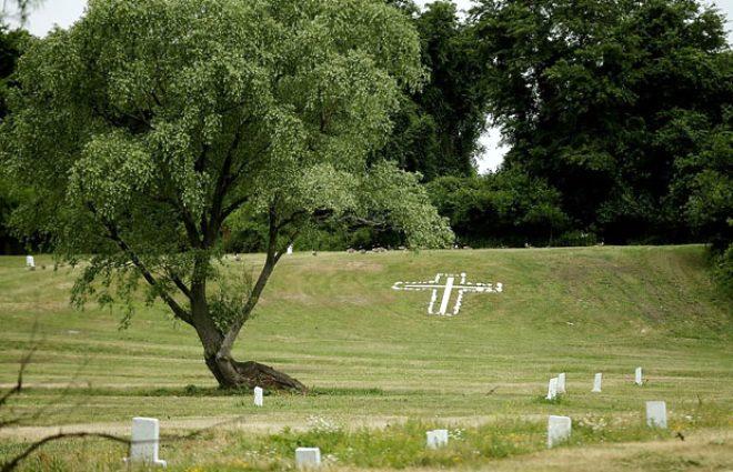 New York'ta korkunç manzara! Koronadan ölenler, İspanyol gribinden ölenlerin olduğu yere gömülecek