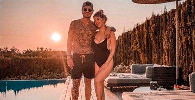 Mauro Icardi ve güzel eşinin 21 milyonluk karantina evi görenleri hayran bıraktı