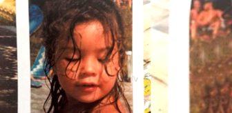 Dünya güzeli Azra Akın'ın çocukluk fotoğrafı sosyal medyayı salladı