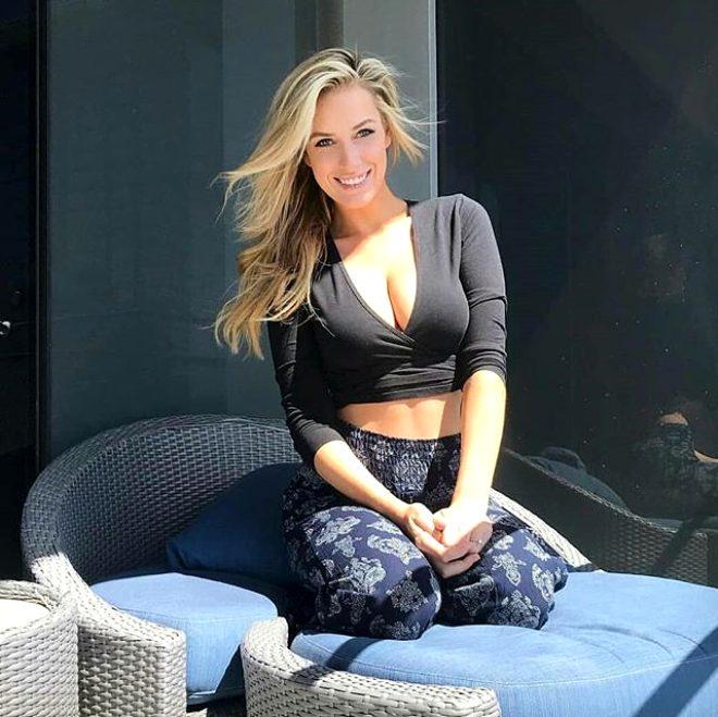 Güzel golfçü Paige Spiranac'tan olay yaratacak itiraf: Benimle sporculuğum için ilişkiye girdiler