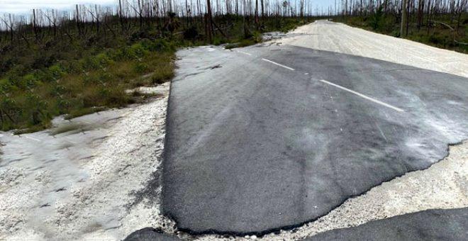 Fırtına, asfalt yolun yerini değiştirdi! İşte sıra dışı 20 doğa fotoğrafı