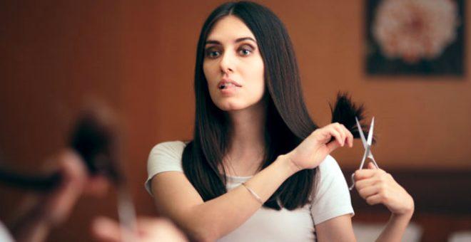 Kuaförlere veda edin! İşte evde kendi saçınızı kesebileceğiniz harika ipuçları