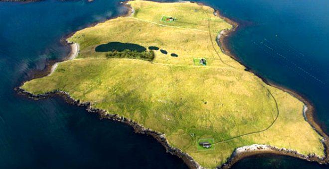 Londra'daki bir evden çok daha ucuza satılan harika ada: Linga Adası
