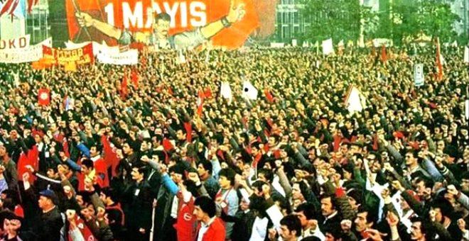 Taksim, nasıl 1 Mayıs'ın sembolü oldu? ''Kanlı 1 Mayıs'' ve yaşananlar