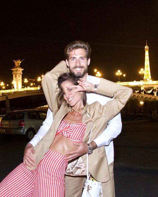 Alman kaleci Kevin Trapp'in sevgilisi Izabel Goulart'tan karantina sporu! Kolayı değil zoru seçiyor