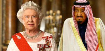 Suud hanedanı, İngiltere Krallığı'nı mal varlığında geride bıraktı! İşte en zengin kraliyet aileleri