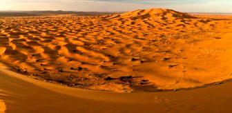 Büyülü Sahra Çölü'nde akıl almaz olaylar! Kaybolan maraton koşucusu yarasa kanı içerek hayatta kaldı