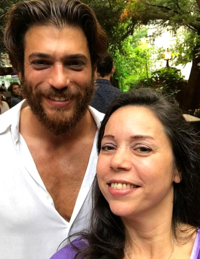 Can Yaman ve Gülden Yaman