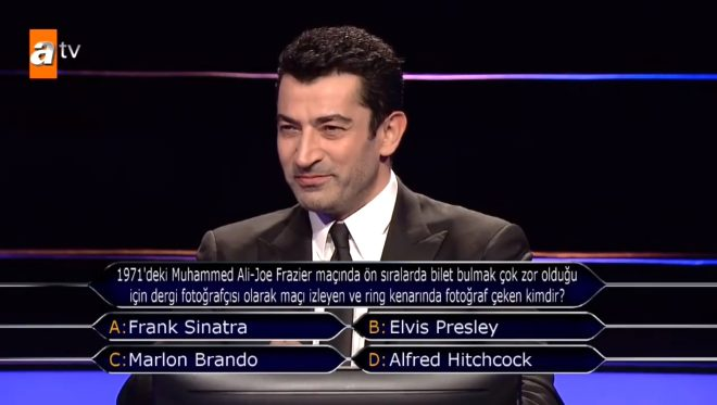 Kim Milyoner Olmak İster'e damga vuran Muhammed Ali sorusu! Yarışmacı adeta ter döktü