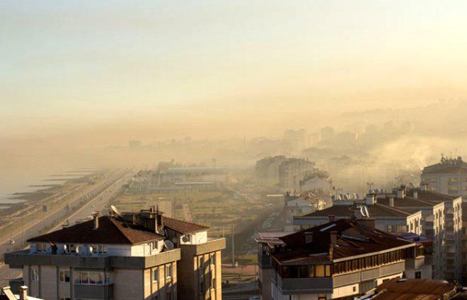Hava kirliliğinin en çok olduğu şehirler belli oldu! Zirvede yeşilin kenti Bursa var