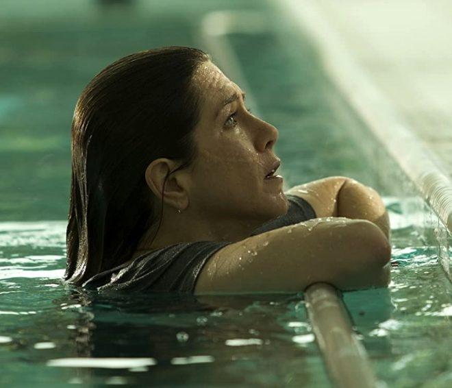 Jennifer Aniston – Su altında durma korkusu