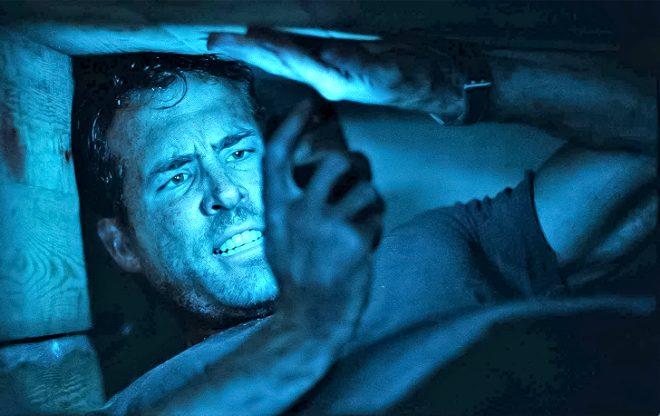 Ryan Reynolds – Klostrofobi korkusu