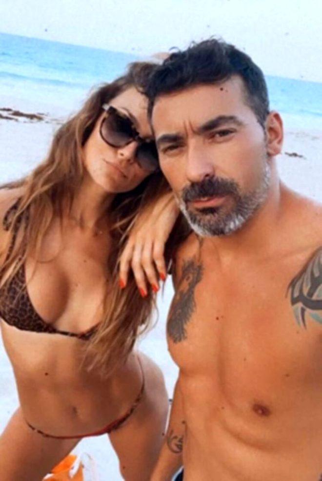 Ezequiel Lavezzi ve sevgilisi Natalia Borges'e cinsel ilişki kasedi şantajı! Polise koştular