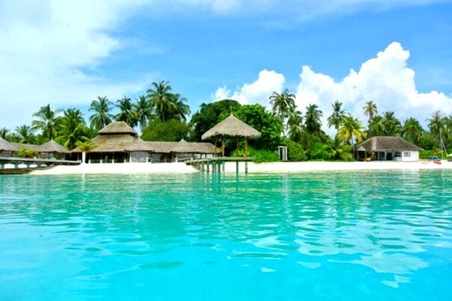 Yeryüzünün cenneti olarak bilinen Maldivler, yakın gelecekte sular altında kalabilir