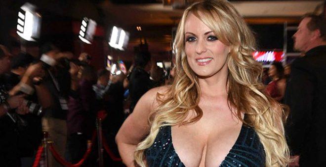 Trump'ın cinsel içerikli film yıldızı olan yasak aşkı, meslek değiştiriyor