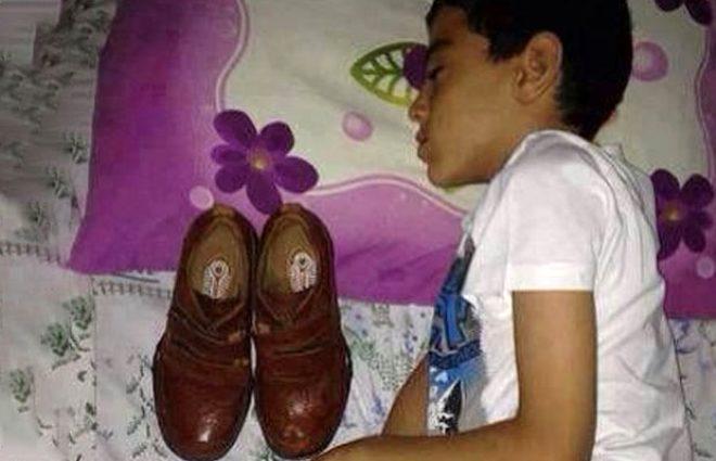 Bayramlık ayakkabılarını başucuna koyup uyuyan çocuklardık biz! Bu kez sahiden 'Nerede o eski bayramlar?'