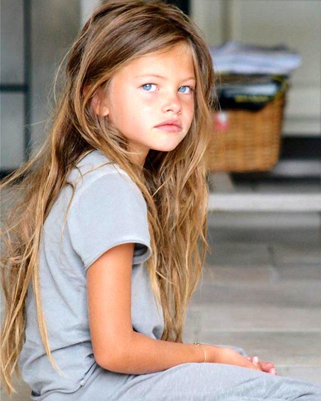 Dünyanın en güzel kızı seçilen Thylane Blondeau büyüdü! Genç modele bir de şimdi bakın