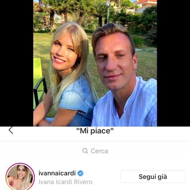 Survivor sonrası cinsel ilişki iddialarıyla gündem olan Ivana Icardi, yaptığı beğeniyle yengesini kızdırdı