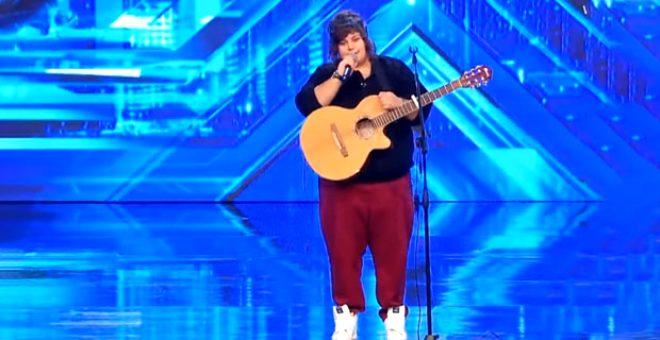 70 kilo veren X Factor'ün kadife sesli yarışmacısının son hali şaşırttı